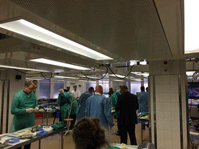 Aufbaukurs minimal-invasive Fußchirurgie in Innsbruck