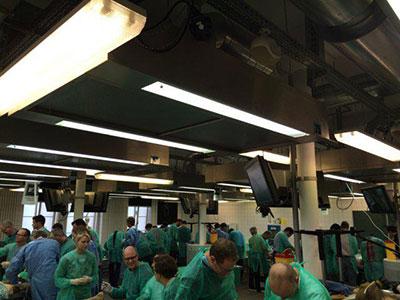 1. Rostocker Seminar für praktische Fußchirurgie